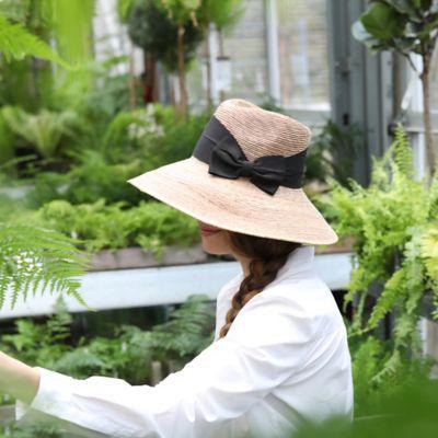 Woven Palm Sun Hat