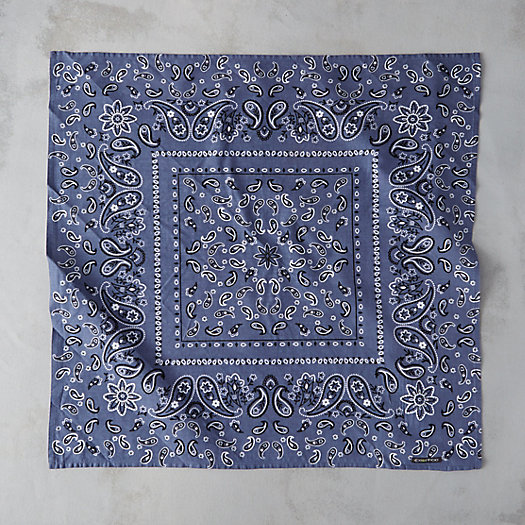 View larger image of Bug Repellent Cotton Bandana