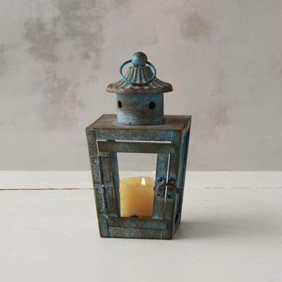 Miniature Scallop Lantern