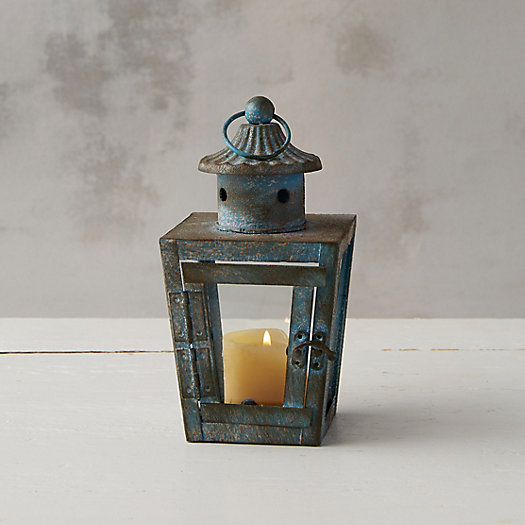 View larger image of Miniature Scallop Lantern