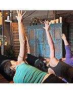Refresh + Renew: Morning Yoga
