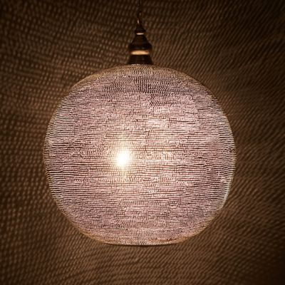 Zenza Pin Dot Sphere Light, Large