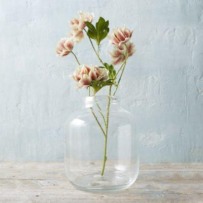 Squared Glass Vase
