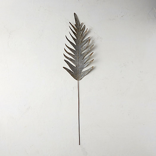 View larger image of Aged Metal Small Fern