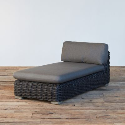 Modular Lounge All Weather Wicker Chaise