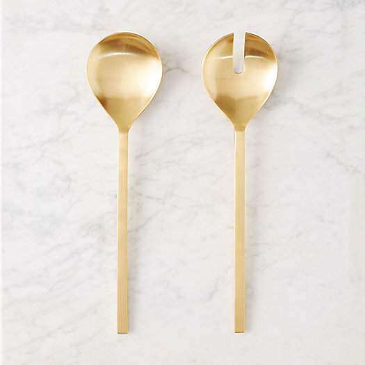 View larger image of Golden Hour Serving Set