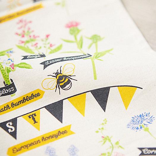Bee Friendly Tea Towel Terrain