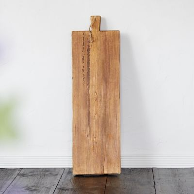 Reclaimed Wood Serving Plank