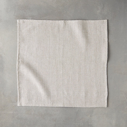 View larger image of Linen Shimmer Napkin