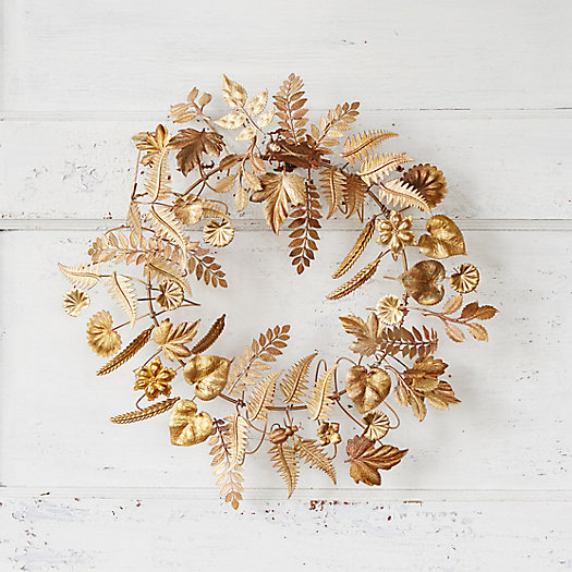 View larger image of Fern & Beetle Wreath