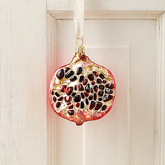 View larger image of Pomegranate Glass Ornament