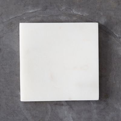 Marble Square Soap Dish
