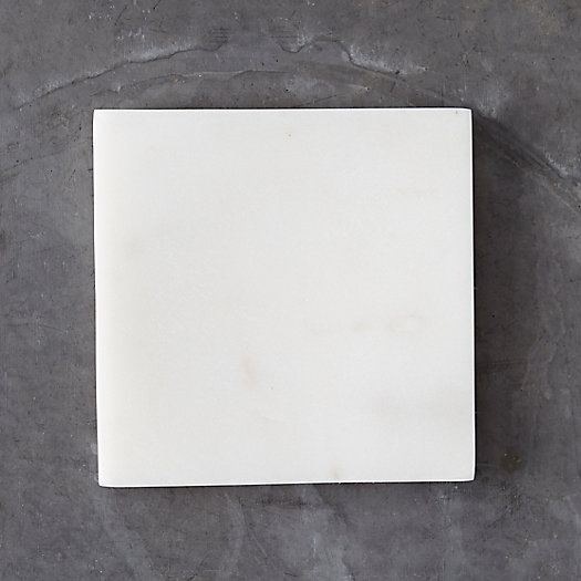 View larger image of Marble Square Soap Dish