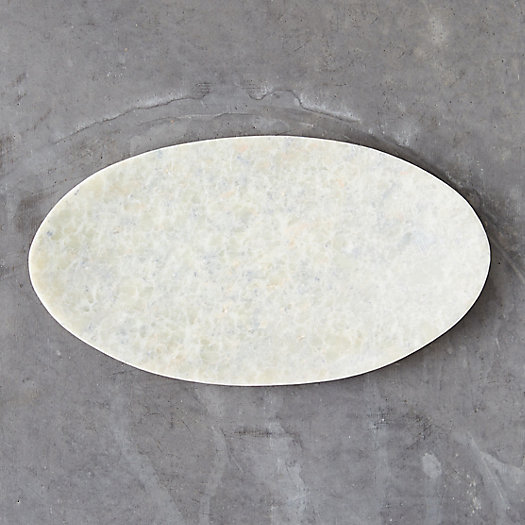 View larger image of Stone Oval Soap Dish