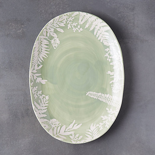View larger image of Fern Silhouette Platter