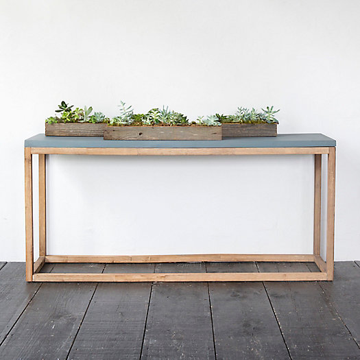 View larger image of Acacia & Polystone Console