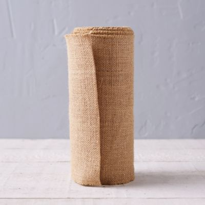 Gold Dust Burlap Ribbon
