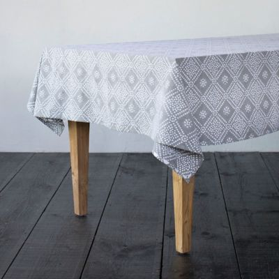 Batik Cotton Tablecloth