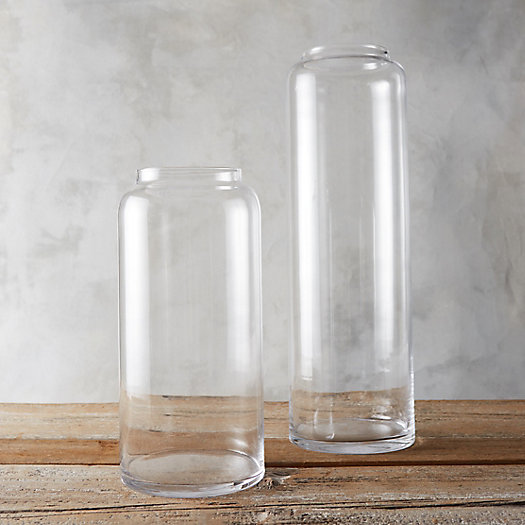 View larger image of Glass Column Vase
