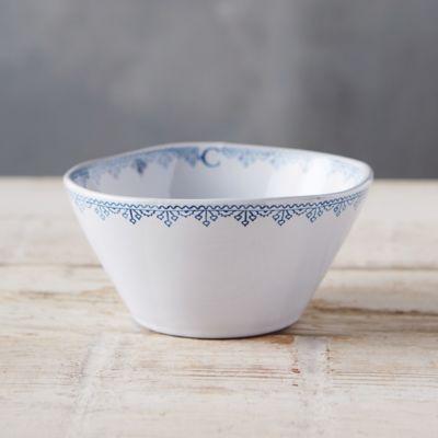 Nordic Monogram Bowl