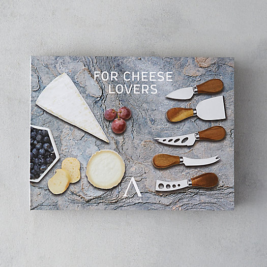 View larger image of Cheese Lover's Tool Set