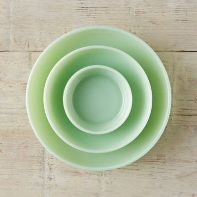 Jadeite Bowl