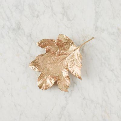 Hydrangea Leaf Dish