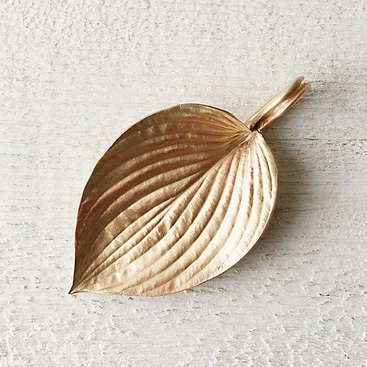 View larger image of Hosta Leaf Dish