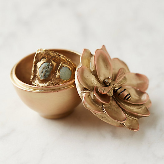 View larger image of Honey Bee Trinket Box