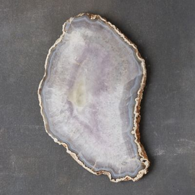 Agate Slice Serving Board