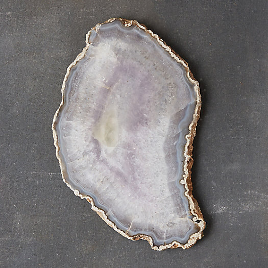 View larger image of Agate Slice Serving Board
