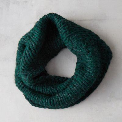 Knit Alpaca Snood