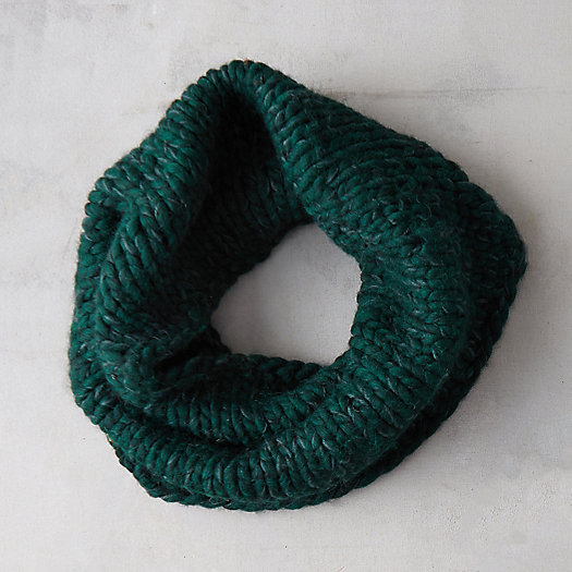 View larger image of Knit Alpaca Snood