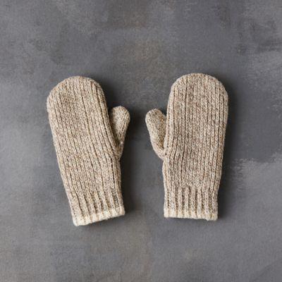 Kid's Wool Mitten