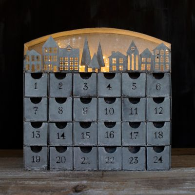 Concordville Zinc Advent Calendar