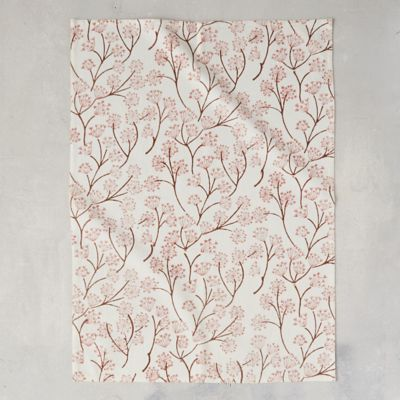 Rose Garden Cotton Tea Towel