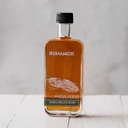 View larger image of Runamok Makrut Lime Leaf Maple Syrup