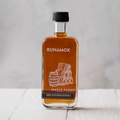 Runamok Bourbon Barrel Aged Maple Syrup