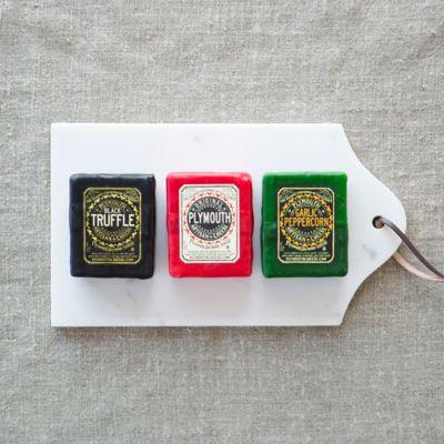 Plymouth Savory Classics Cheese Trio