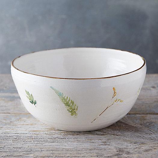 View larger image of Garden Blooms Ceramic Bowl
