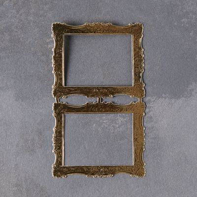 Dresden Foil Square Frames