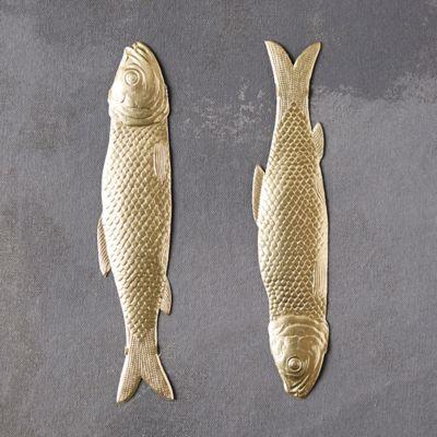 Dresden Foil Fish