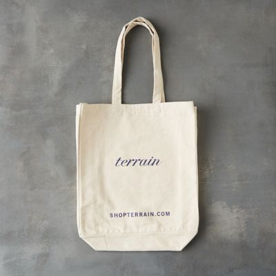 Terrain Canvas Shopper