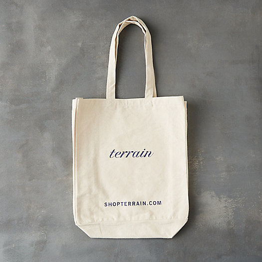 View larger image of Terrain Canvas Shopper