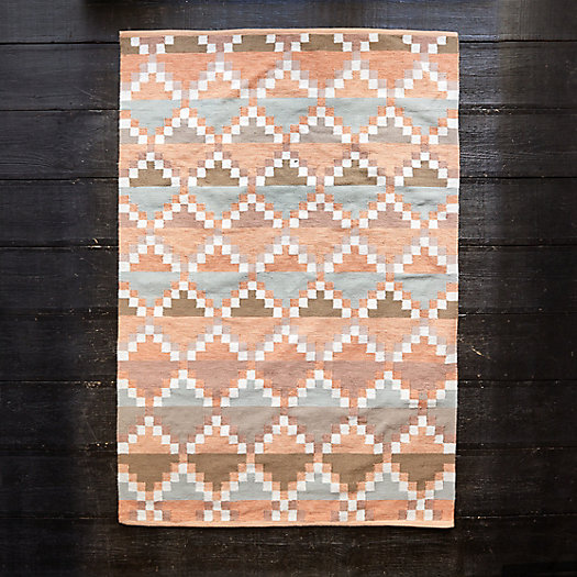 View larger image of Sunset Diamonds Outdoor Rug