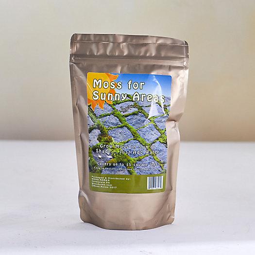 View larger image of Sun Garden Moss Grow Mix