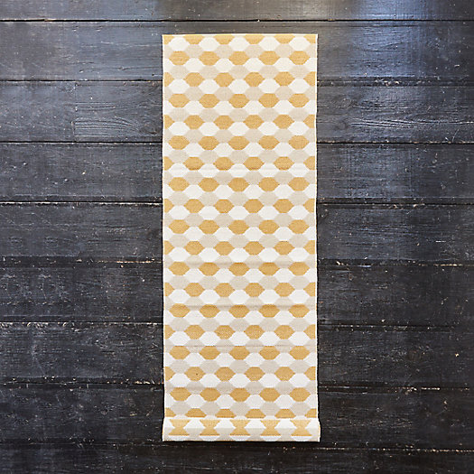 View larger image of Pappelina Reversible Geometric Outdoor Runner