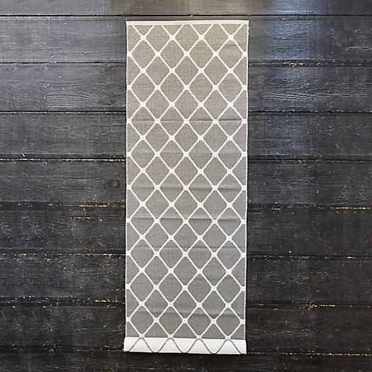 View larger image of Pappelina Reversible Diamonds Outdoor Runner