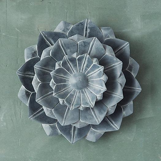 View larger image of Soapstone Lotus Bowl