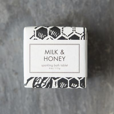 Milk & Honey Bath Tablet